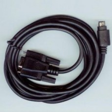 Delta-DVPACAB215  program upload/download cable, PC (25&9 PIN D-SUB)<->PLC / 1.5M