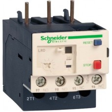 Thermal overload relays  LRD14 TeSys LRD thermal overload relays - 7...10 A - class 10A