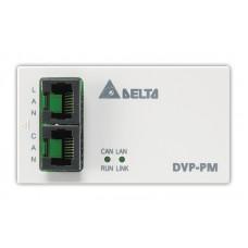 Delta-DVP-FPMC CANopen & Ethernet comunication card, support CANopen Syn, PDO, SDO, NMT function module
