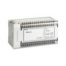 Delta-DVP48HP00T 24I/24O AC power-in, Transistor output
