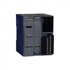 FC6A-D16P1CEE -  CPU Module, MicroSmart FC6A Series PLC, 8 Inputs, 8 Transistor Source Outputs, 24 Vdc