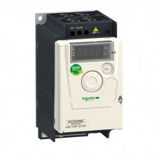 ATV12H075F1   Variable speed drive ATV12 - 0.75kW - 1hp - 100..120V - 1ph - with heat sink