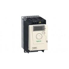 ATV12H075M2   Variable speed drive ATV12 - 0.75kW - 1hp - 200..240V - 1ph - with heat sink