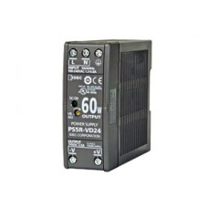 PS5R-V Switching Power Supplies / Din Rail Mount / 60W 24V 100-240V AC PS5R-VD24