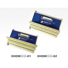 XHDM High Density D-SUB/TB Converter&Cable Assembly : XHDM44-02