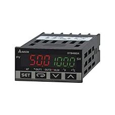 เดลต้าDTB4824CR   เทมเพอร์เรเจอร์ คอนโทรล  ไฟเลี้ยง 110Vac-220Vac Universal อินพุท   current output & relay output