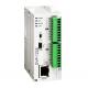 DVP12SE11R 8I / 4O, มินิ USB ในตัว,  Ethernet (Mobus TCP), 2 พอร์ต RS-485, เอาต์พุตรีเลย์