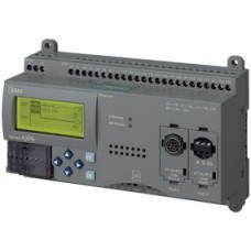 FT1A-H48KA PLC, 48 I/O (30 อิน 18 เอาท์) อินพุท ซอร์ส เอาท์ ทรานซิสเตอร์ / ซิงค์ 8 ชาแนล ความละเอียด 10 บิท 0 - 10V ไฟ 24V DC