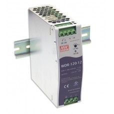 DIN Rail Power Supplies 120W 12V 10A