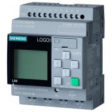 Siemens LOGO!, 12/ 24 V dc Relay   6ED1052-1MD08-0BA0