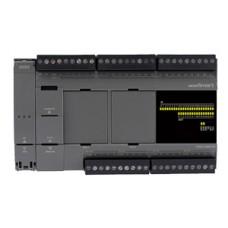 FC6A-C40K1DE 40IO CPU 12VDC Trans. Sink